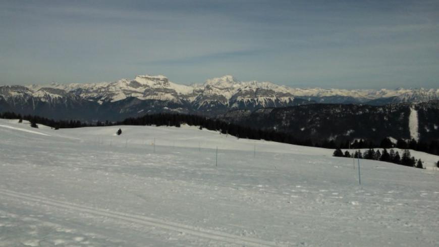 Un groupe de lycéens lyonnais emporté par une avalanche aux Deux Alpes