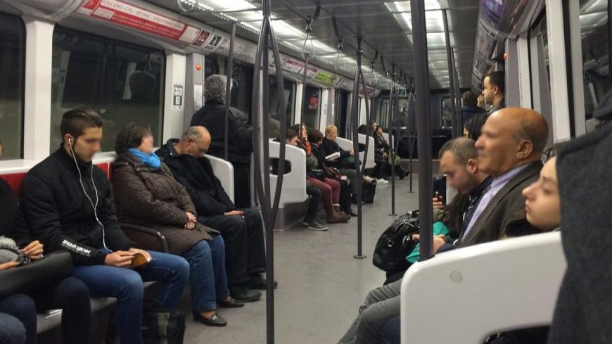 Près de 70 voyageurs évacués du métro B ce lundi soir.