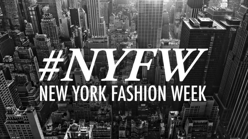 La New York Fashion Week commence aujourd'hui !