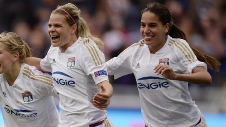 Coupe de France : victoire 11-0 pour l'OL féminin, Le Sommer meilleure buteuse du club