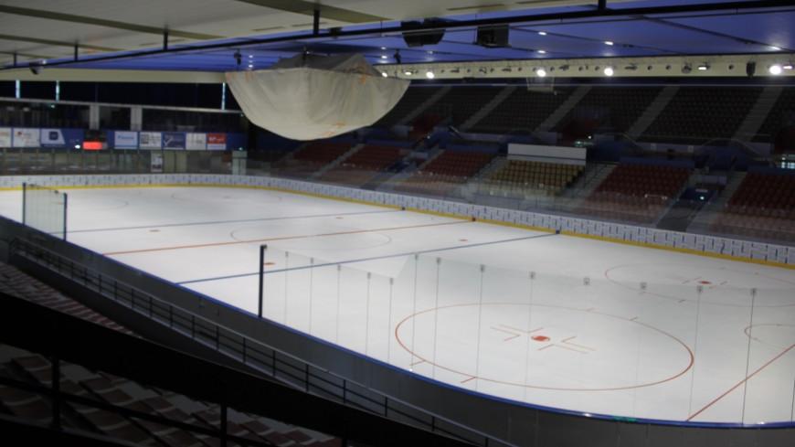 La patinoire du LHC va bientôt rouvrir à Lyon