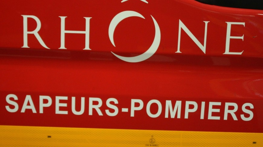 Les pompiers du Rhône en grève ce lundi