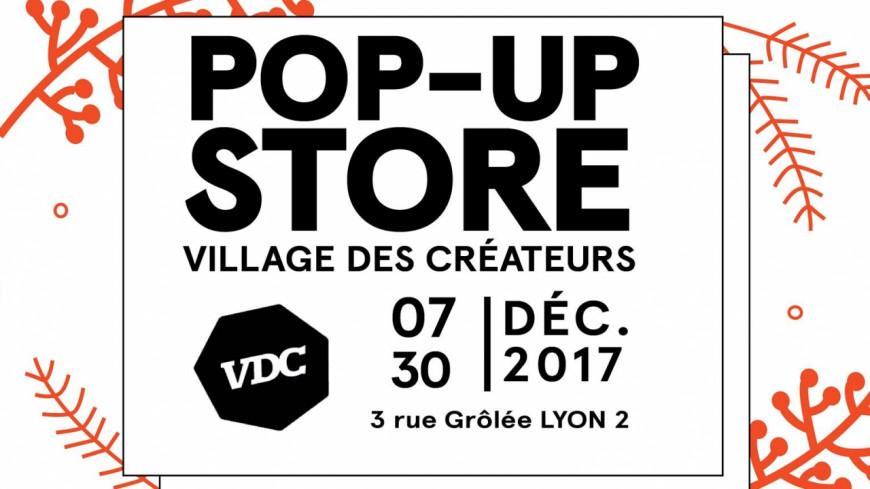 Lyon : des idées originales pour Noël au Pop-Up Store du Village des créateurs