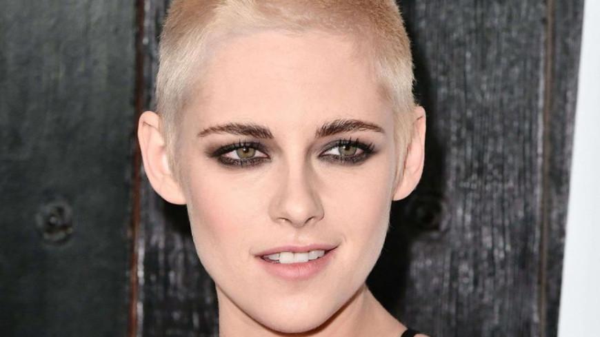 Kristen Stewart s'est rasée le crâne !