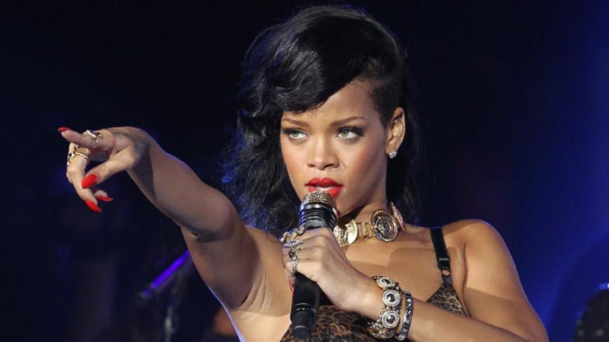 Rihanna aurait terminé d'enregistrer son album !