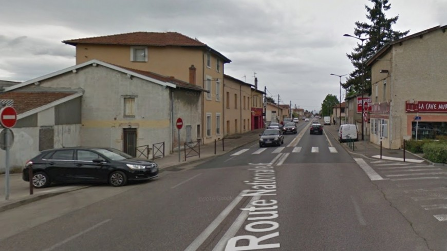 Un radar testé sur un passage pour piéton dans le Rhône