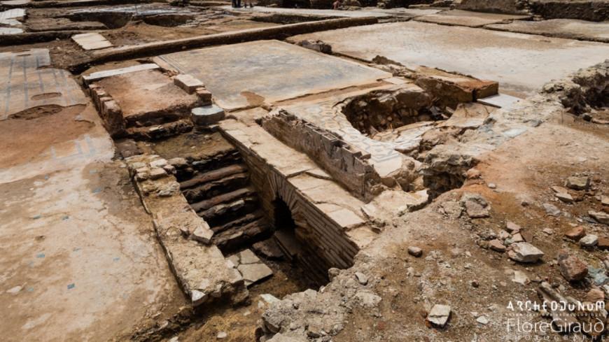 Un site archéologique exceptionnel mis au jour dans le Rhône
