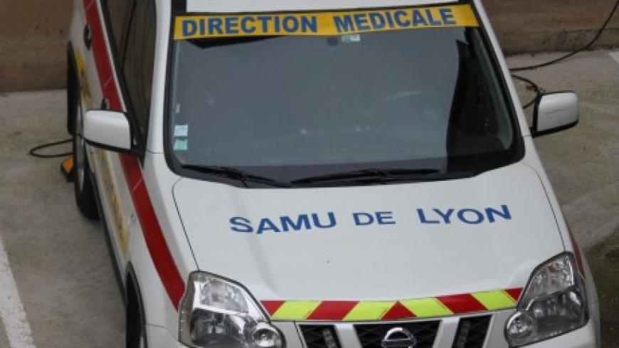 Choc : accident de voiture mortel à Perrache