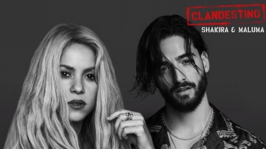 "Prochainement : Shakira et Maluma sur ""Clandestino"""