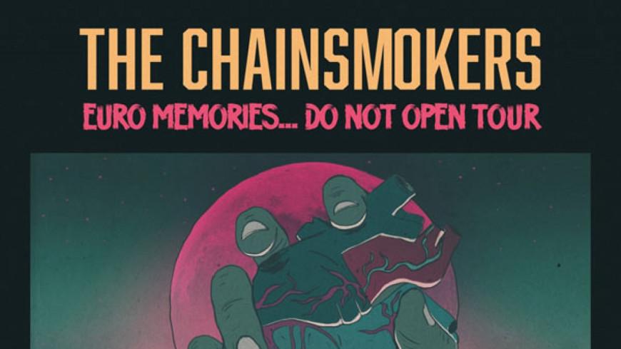 The Chainsmokers en concert à Lyon   !