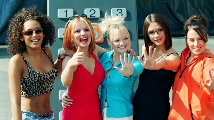 Les Spice Girls sont de retour !!