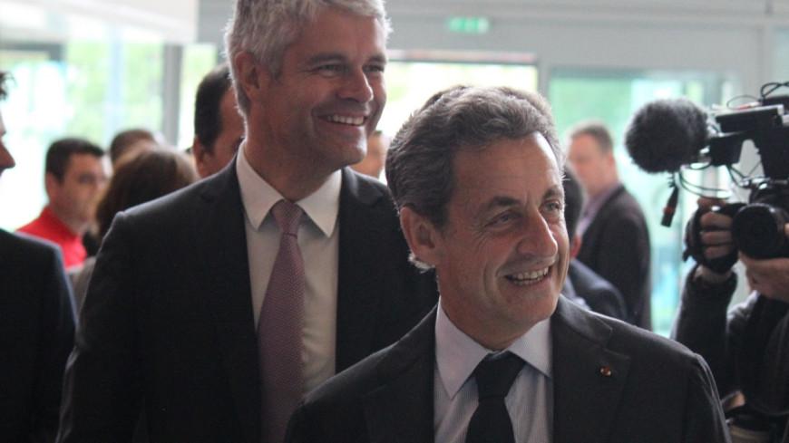 En déplacement à Lyon, Nicolas Sarkozy rencontrera Laurent Wauquiez, candidat favori à la présidence des Républicains