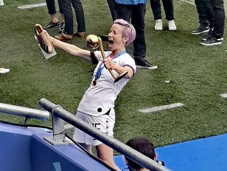 Coupe du Monde féminin à Lyon : les Etats-Unis championnes