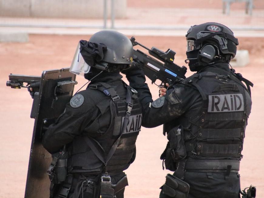 Lyon : le forcené voulait faire sauter son immeuble