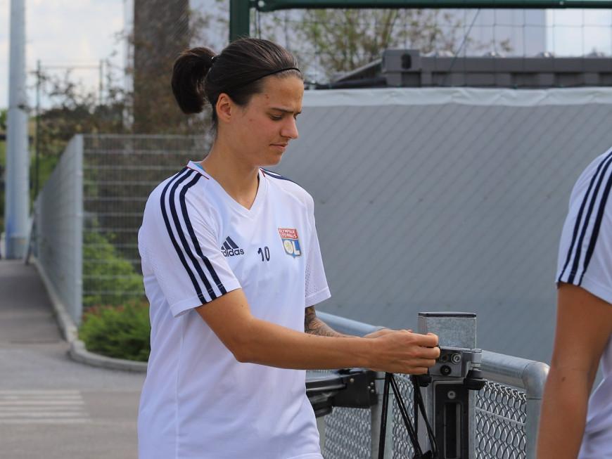 OL féminin : Dzsenifer Marozsan désignée meilleure joueuse de D1