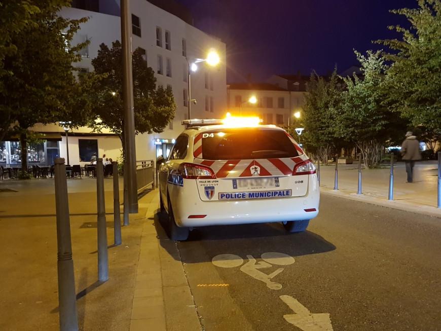 Nouvelle course-poursuite effrénée dans les rues de l'agglomération lyonnaise