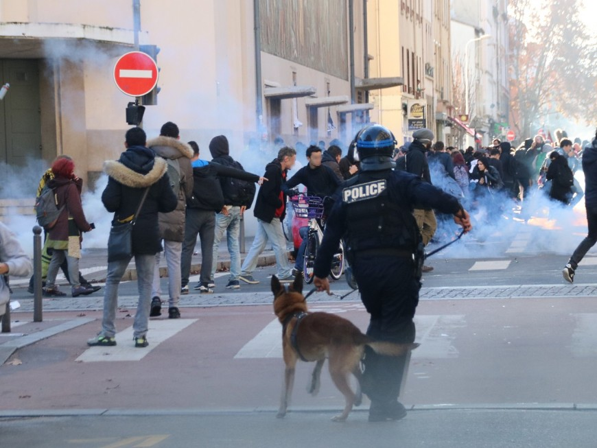 Lyon : de nouveau, le tournage d'un clip de rap vire à l'émeute