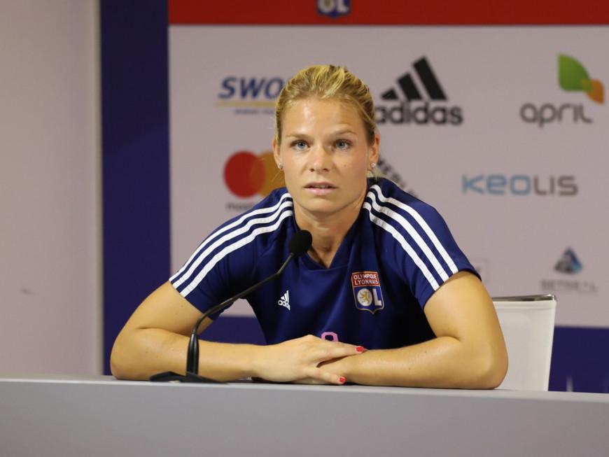 Eugénie Le Sommer (OL) forfait pour France-Serbie