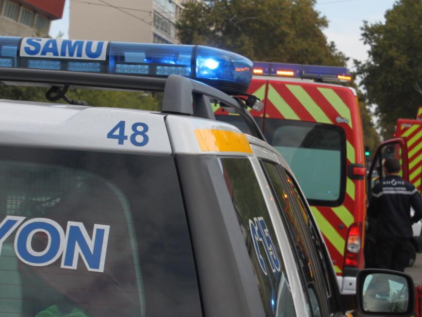 Un cadavre retrouvé près d'un immeuble de la cité Yves-Farges à Givors