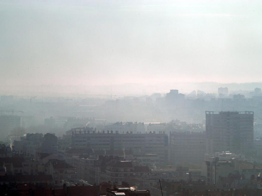 Lyon : fin de l'épisode de pollution dans l'agglomération