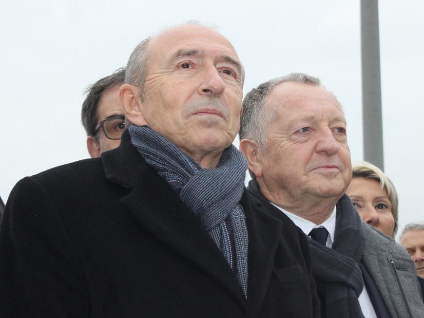 Gérard Collomb, nouveau ministre de l'Intérieur, en visite officielle au Parc OL samedi