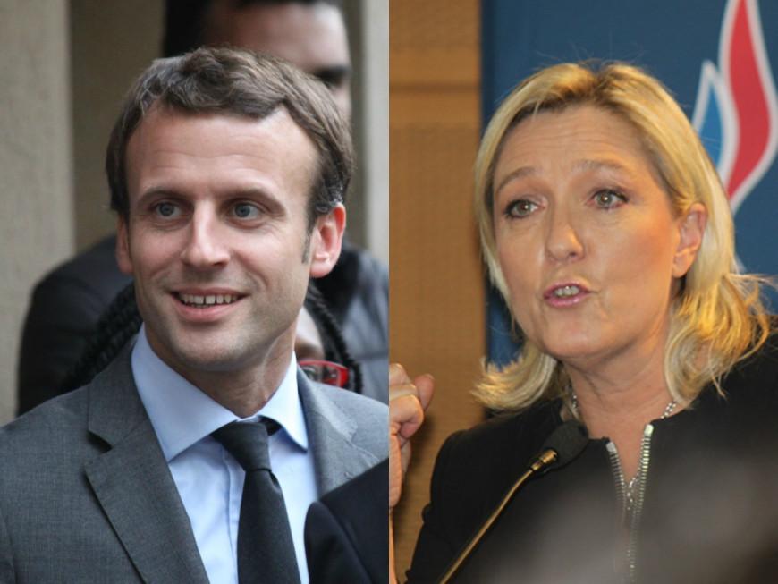 Présidentielle : les habitants d'Auvergne-Rhône-Alpes enverraient Le Pen et Macron au 2nd tour selon un sondage