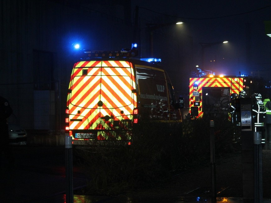 Lyon : un blessé léger dans un feu d'appartement