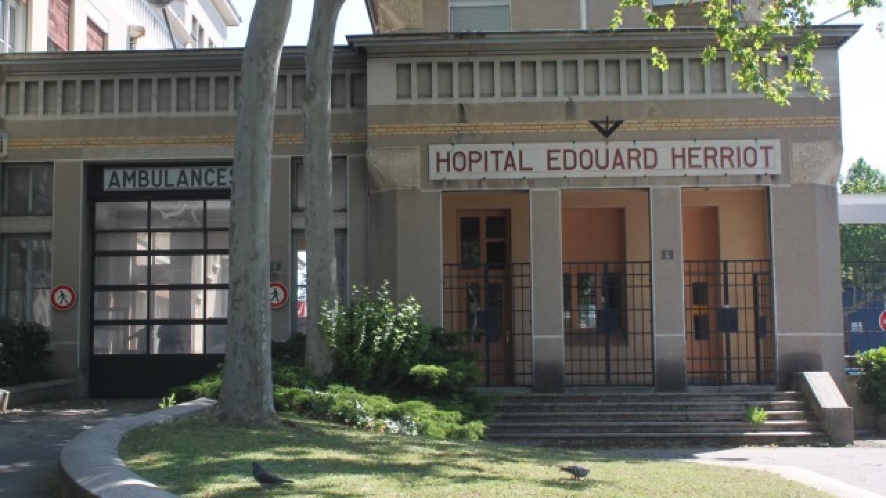 Après Lyon-Sud, les urgences de l'hôpital Édouard-Herriot elles aussi en grève