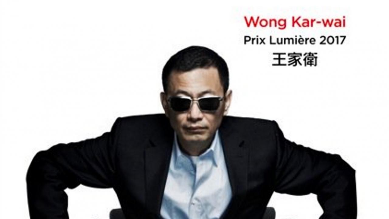 Le prix Lumière 2017 décerné au réalisateur hongkongais Wong Kar-wai
