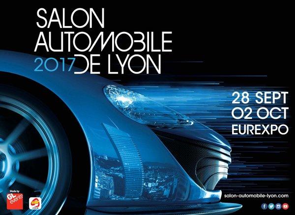 Salon de l'automobile du  28/09 au 02/10 à Eurexpo Lyon