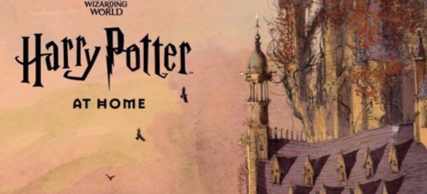 "J.K. Rowling lance ""Harry Potter Home"" !"