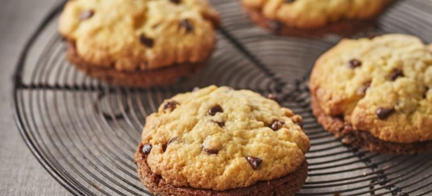 La recette des mookies,  moitié cookies,  moitié muffins !