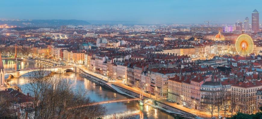 Lyon élue 2ème meilleure destination urbaine européenne !