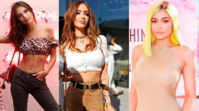 Coachella 2017 : les people du monde entier se rendent au célèbre festival