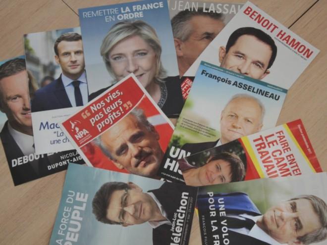 Présidentielle : le 1er tour est lancé à Lyon et dans le Rhône !
