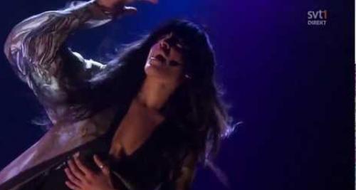 Loreen - Euphoria - Live - 2012