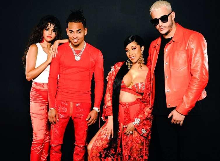 DJ Snake - Taki Taki ft Selena Gomez, Ozuna, Cardi B