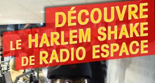 HARLEM SHAKE RADIO ESPACE