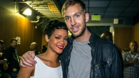 Rihanna rejoint Calvin Harris sur scène à Coachella !