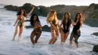 Les Fifth Harmony en bikini dans le clip