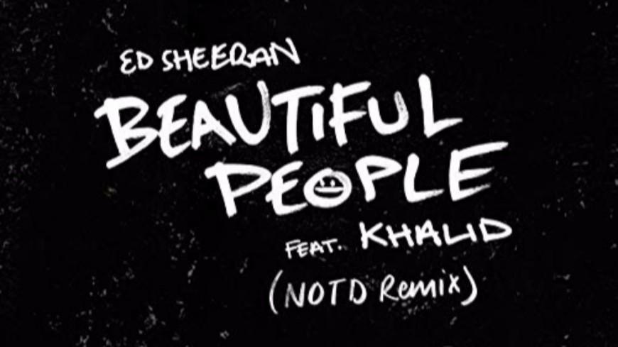 Ed Sheeran Feat Khalid - Beautiful People
