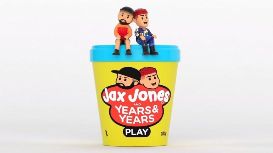 Jax Jones, Years & Years - Play