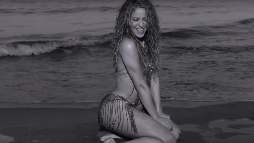 Shakira ft Maluma - Clandestino (Clip Officiel)