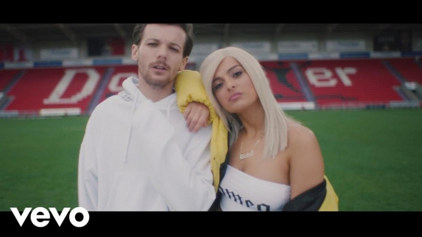 Louis Tomlinson - Back to You ft. Bebe Rexha