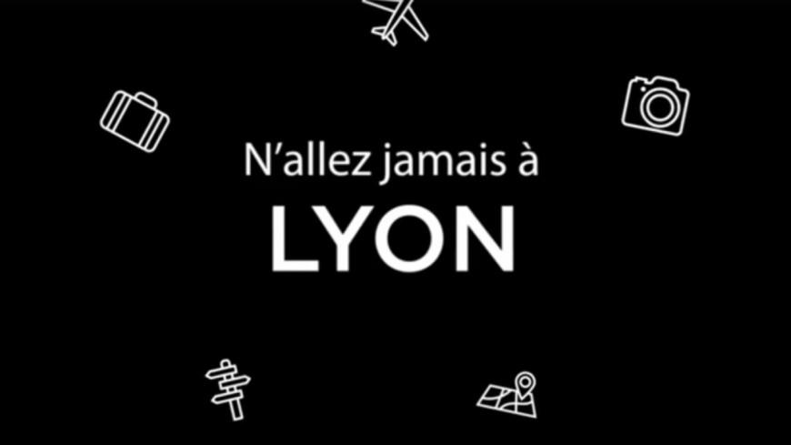 """""""N'allez jamais à Lyon"""" la vidéo de minutebuzz qui donne pourtant envie d'y aller !"""